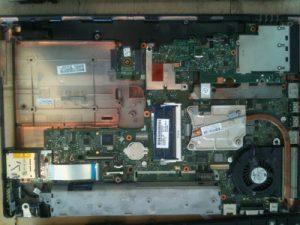 hp probook マザーボード交換