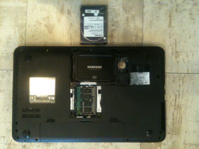 ダイナブック dynabook SSD交換 SSD換装 横浜市