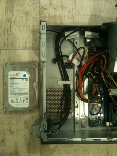 Lenovo ハードディスク交換 レノボ パソコン修理