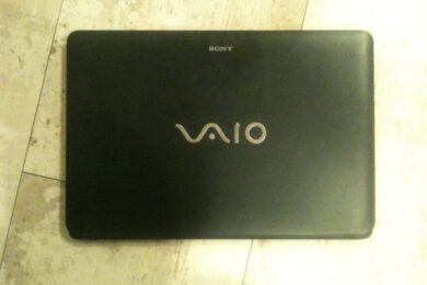 VAIO Fit 15 マザーボード交換