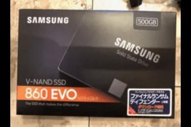 dynabook  SSDアップグレード