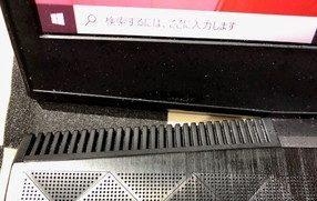hpノートパソコン修理dellファン交換dellハードディスク交換レノボハードディスク交換液晶交換 横浜市横須賀市のパソコン修理持ち込みおすすめ