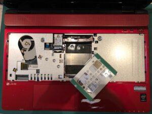 NS700/bar ハードディスク-hdd-交換